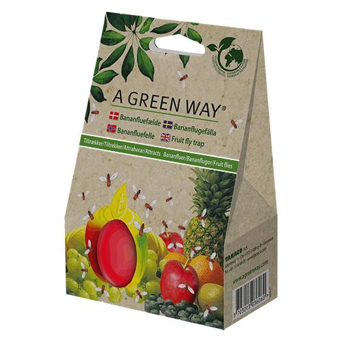 Image of   A Green Way Bananfluefælde - 1 stk