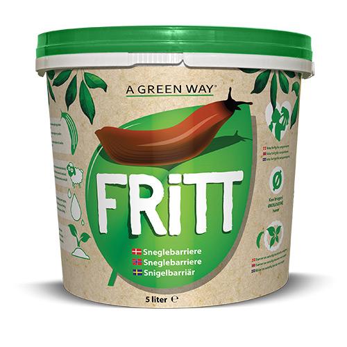 Image of A Green Way Fritt Sneglebarrie - 5 Lite