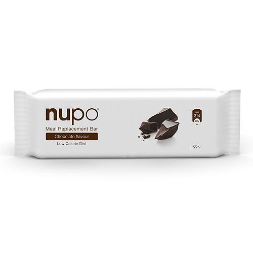 Nupo Meal Bar Chokolade - 60 G