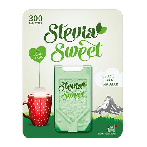 Hermesetas stevia fra Mecindo