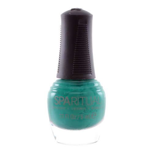 Image of   SpaRitual Neglelak Mini - Emerald City 88383 - 5 ml