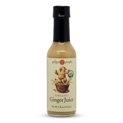 Image of   Ginger Party Ingefær juice Ø - 147 ml