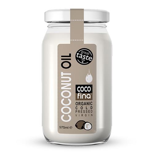 Cocofina kokosolie fra Mecindo