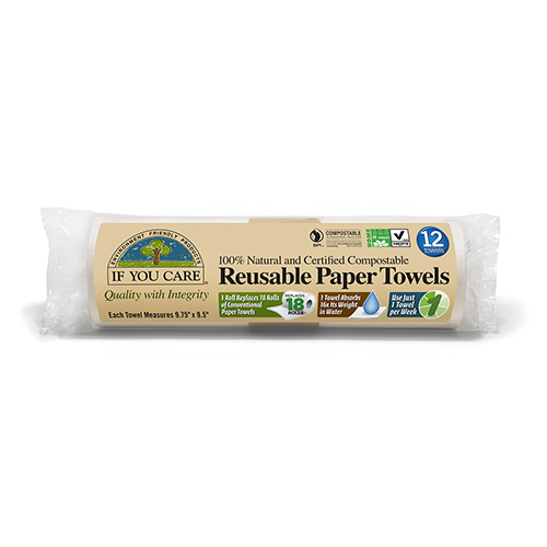 Image of   Reusable paper towels If You care - 1 stk