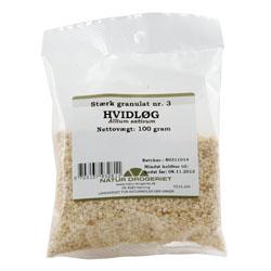 Natur-Drogeriet Hvidløgs Granulat - 100 G