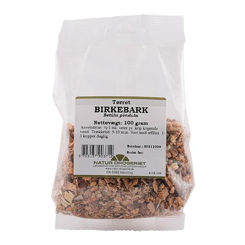 Billede af Natur-Drogeriet Birkebark - 100 G