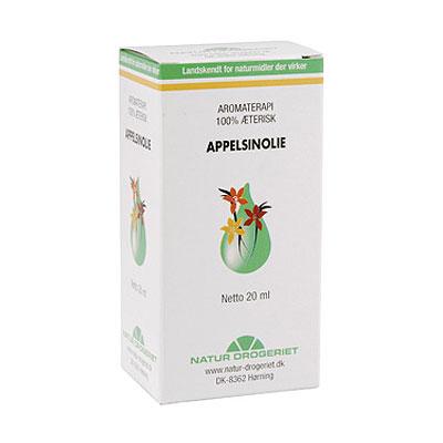 Image of   Natur Drogeriet Appelsinolie Æterisk - 20 ml