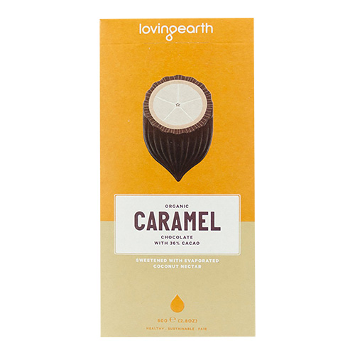 Loving Earth chokolade fra Mecindo