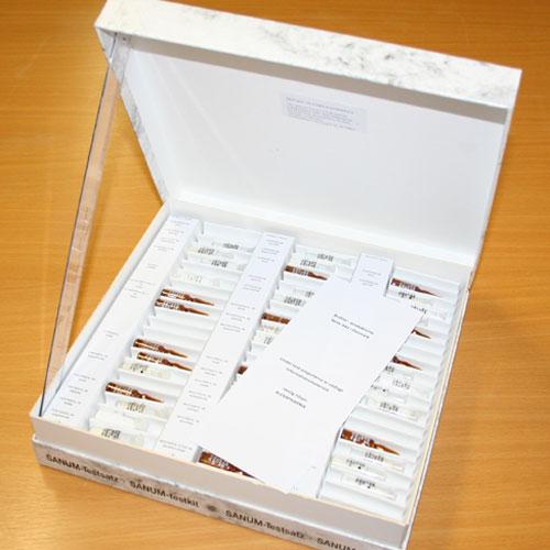 Image of   Sanum-Kehlbeck Enderlein Testsæt A-z Div. Ampuller - 1 stk