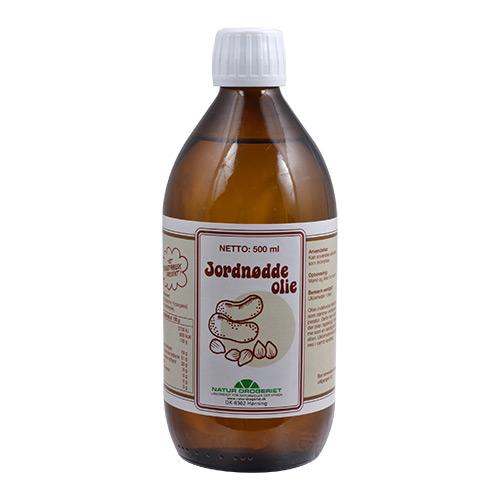 Natur-Drogeriet jordnøddeolie fra Mecindo