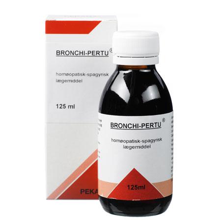 Billede af Pekana Bronchi pertu hostemixtur - 125 ml
