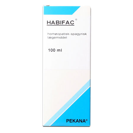 Billede af Pekana Habifac - 100 ml