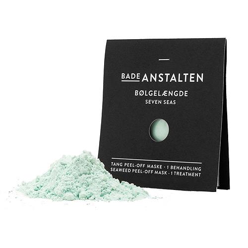 Image of Badeanstalten Ansigtsmaske Peel-off Tang Bølgelængde - 15 ml