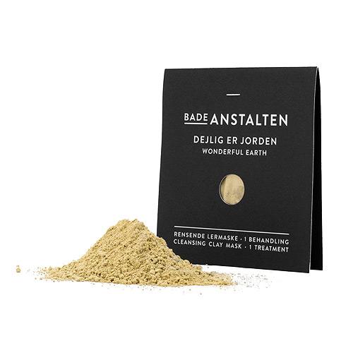 Image of Badeanstalten Ansigtsmaske Dejlig Er Jorden - 15 ml