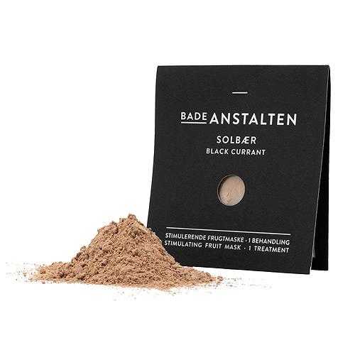 Image of Badeanstalten Ansigtsmaske Stimulerende Solbær - 15 ml