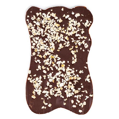Økoladen Chok O Blok m. Ingefær og Kardemomme - 150 G
