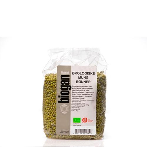 Biogan mungbønner fra Mecindo