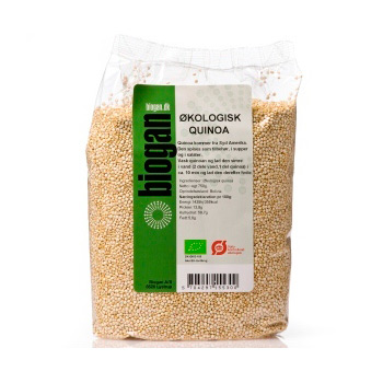 Image of   Biogan Økologisk Quinoa - 500 G