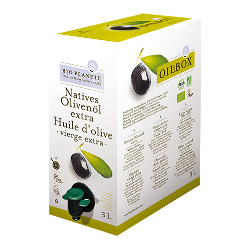 Biogan olivenolie fra Mecindo