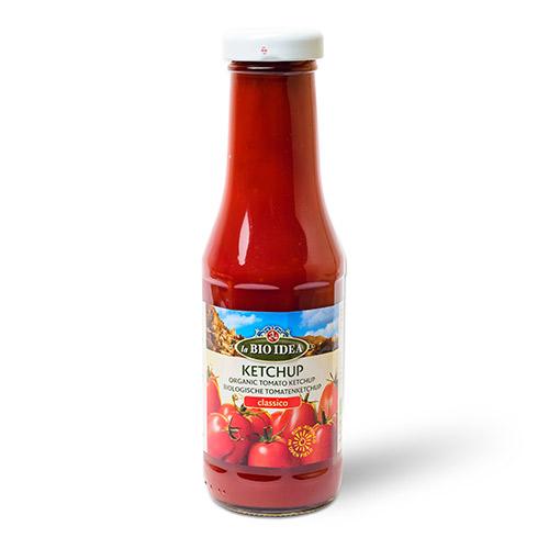 Biogan ketchup