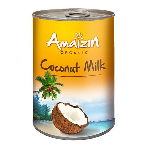 Amaizin kokosmælk fra Mecindo