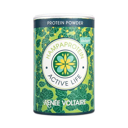 Renée Voltaire hamp proteinpulver fra Mecindo