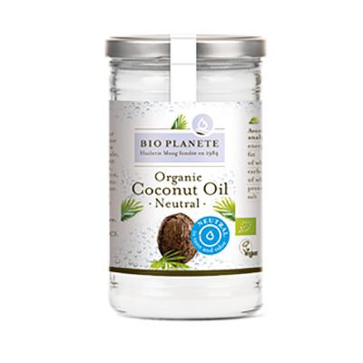 BioPlanéte kokosolie fra Mecindo