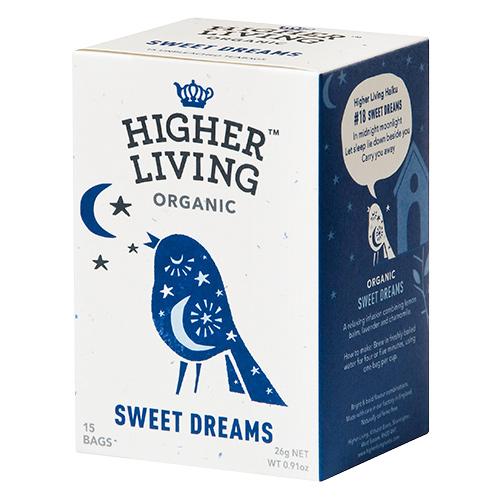 cf94e2d61c7 Higher Living Sweet Dream te Ø - 15 Brev