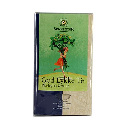 Image of   Sonnentor God Lykke Te Ø - 18 Brev