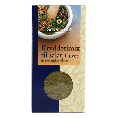 Image of   Sonnentor Krydderimix Til Salat Ø - 35 G