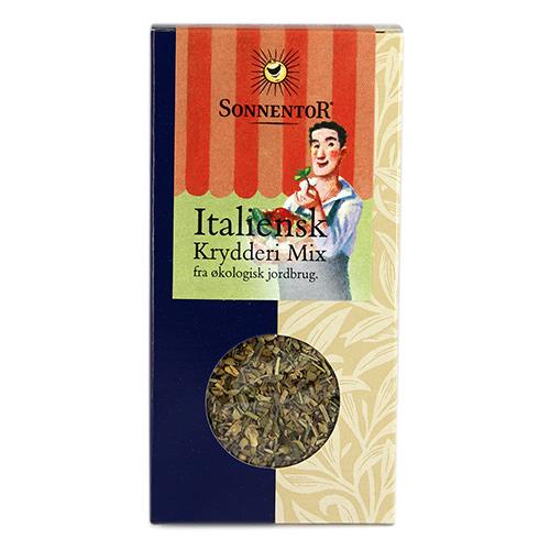 Image of   Sonnentor Italiensk Kryderimix Ø - 30 G