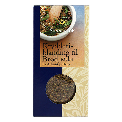 Image of   Sonnentor Krydderiblanding Til Brød Ø - 50 G