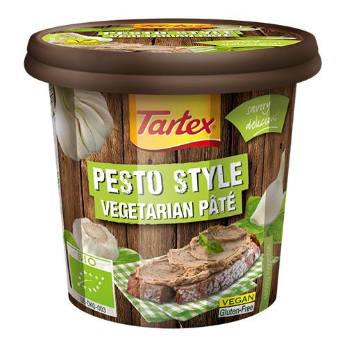 Billede af Tartex Patè Pesto Ø Dåse - 125 G