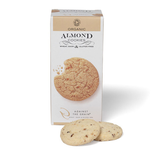 Image of Against The Grain Almond Cookies Glutenfri Ø - 150 G