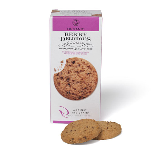 Image of Against The Grain Berry Delicious Cookies Glutenfri Ø - 150 G