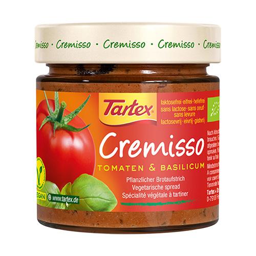 Billede af Tartex Cremisso Tomat/basilikum Ø - 180 G