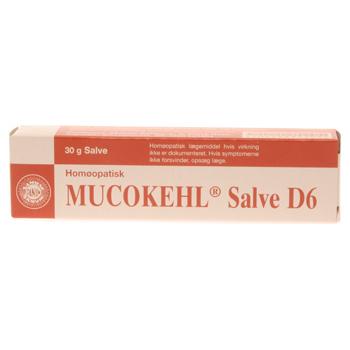 Image of   Sanum-Kehlbeck Mucokehl Salve - 30 G