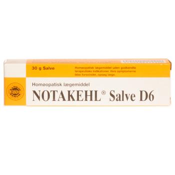 Image of   Sanum-Kehlbeck Notakehl Salve - 30 G