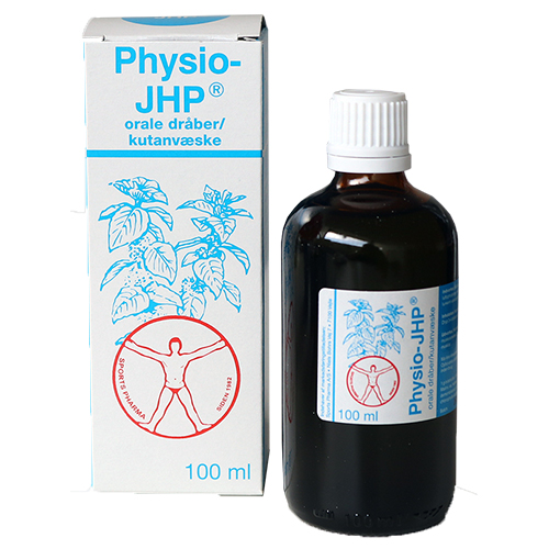 Physio-JHP olie 950 mg, gr - 100 ml