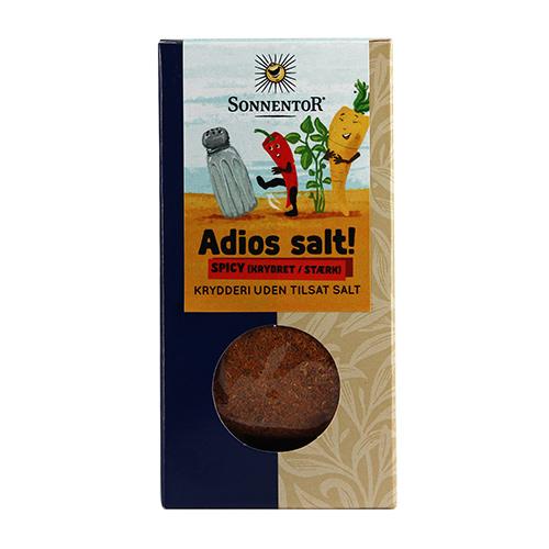 Image of   Sonnentor Krydderiblanding Spicy Ø Adios Salt! - 50 G