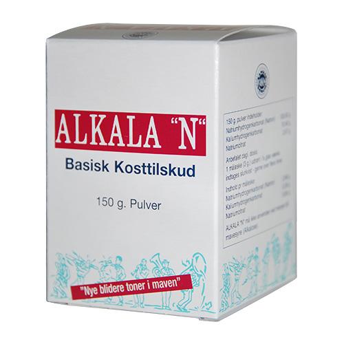 Image of   Sanum-Kehlbeck Alkala N Basisk - 150 G