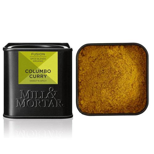 Billede af Mill & Mortar Colombo Curry Krydderiblanding Ø - 50 G
