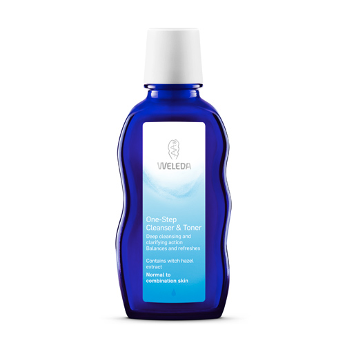 Image of   Weleda One-step Cleanser & Toner - 100 ml