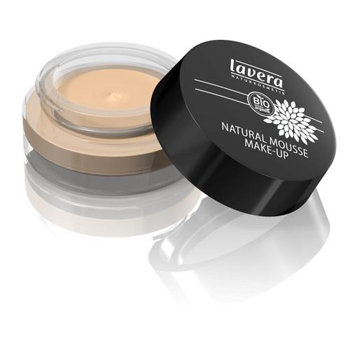 Image of   Lavera Naturlig Mousse Make-up Ivory - 15 ml