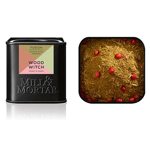 Billede af Mill & Mortar Wood Witch Krydderiblanding Ø - 50 G