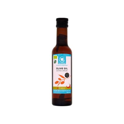 Urtekram Olive oil extra virgin Chili Ø - 250 ml
