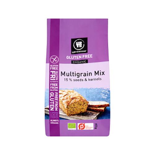 Urtekram Multigrain mix glutenfri Ø - 600 G