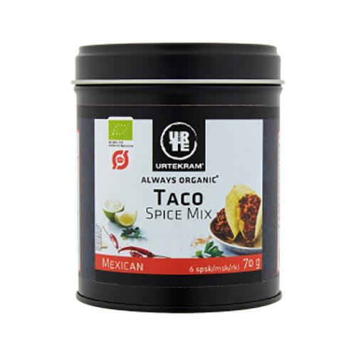 Urtekram Taco spice mix Ø - 70 G