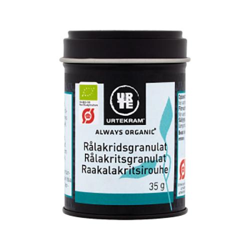 Urtekram Rålakridsgranulat Ø - 35 G