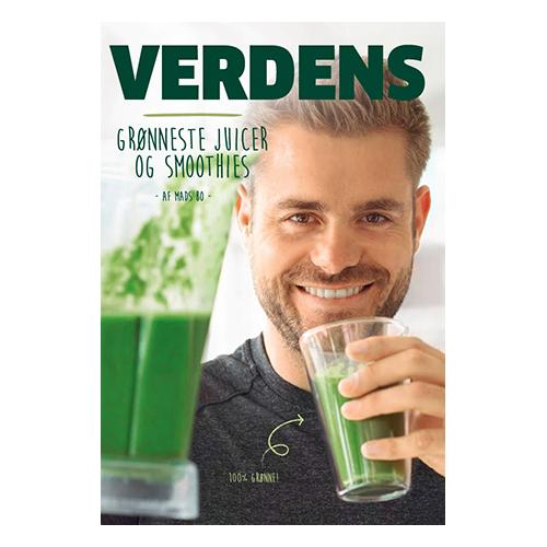 Image of   Verdens Grønneste Juicer Og Smoothies Forfatter: Mads Bo - 1 stk